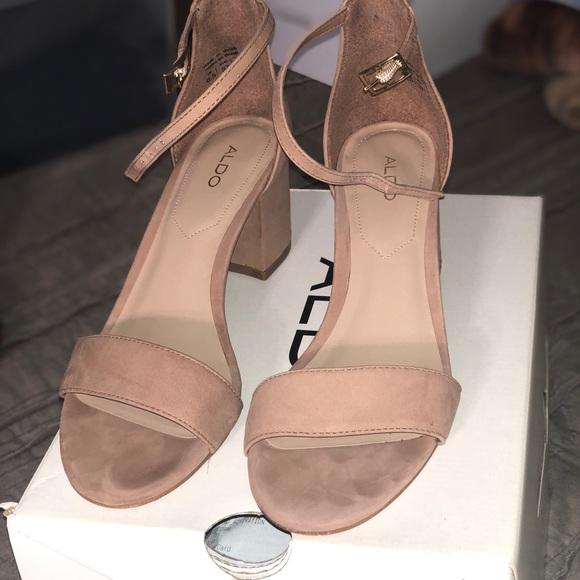 52cac6b1df0 Aldo Shoes - ALDO Villarosa Heeled Sandal